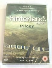 HINTERLAND - TRILOGY: COMPLETE SEASONS 1-3  (DVD) NEW  - (ROM)