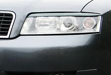 Scheinwerferblenden Scheinwerferblendensatz ABS für Audi A4 8E B6