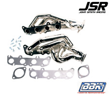 "11-14 Mustang GT & Boss 302 BBK Tuned length Short Tube Headers 1-3/4"" CHROME"