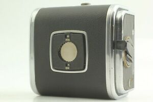 """""""EXC+5"""" Hasselblad A12 Type II 6x6 Roll Film Back Magazine Holder From JAPAN"""