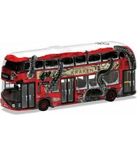 WRIGHTBUS NEW ROUTEMASTER ARRIVA LONDON-ROUTE 38 VICTORIA 1:76