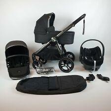 Mamas & Papas OCARRO pushchair travel system PRAM in black Signature Edition