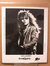 Joey Tempest of Europe 8x10 photo movie stills print #1492