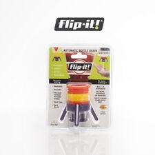 Flip-It ALL IN ONE Dispenser Cap System - Bottle Emptying 4 Sizes Hair Salon Kit