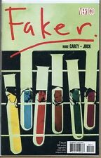 Faker 2007 series # 3 very fine comic book
