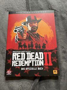 Red Dead Redemption 2 Lösungsbuch Deutsch