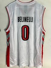 Adidas NBA Jersey Toronto Raptors Marco Belinelli White sz 2X