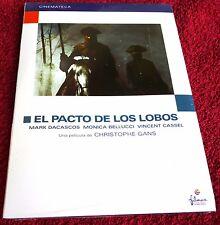 EL PACTO DE LOS LOBOS / Le pacte des loups - Digipack - Precintada