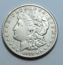 1921-S  Morgan Dollar  BETTER DATE US Silver Coin, NO RESERVE  !