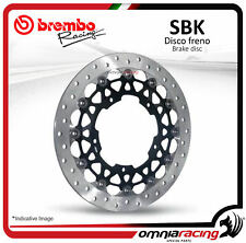Disque frein SBK Brembo 320mm 30mm épaisseur 6mm Yamaha YZF R1 M 1000 15>