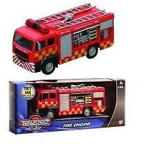 Assorted Light & Sound Die Cast Fire Engine Emergency Truck Vehicle Kids Toy