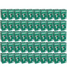 x 100 Sylvania Reflector Bombilla Foco R50 40w E14 MATE Bombillas 40 vatios