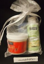 NEW Bon Vital Therapeutic Massage Lotion & MuscleTherapy Massage Creme 4oz ea.