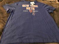A16 New York Mets Baseball Men's T-shirts size 2XL