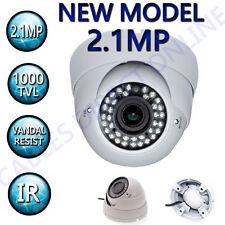 2.1mp Varifocal Dome Cctv Surveillance Security Camera Outdoor