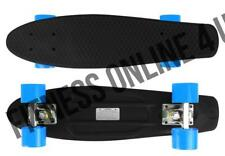 "22"" Abec7 Skateboard Retro Complete Deck Cruiser Skater Skating Plastic Board SPRINTER"