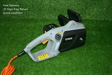Chainsaw electric chainsaw Titan 2000w-NO BAR,NO CHAIN-engine unit ONLY