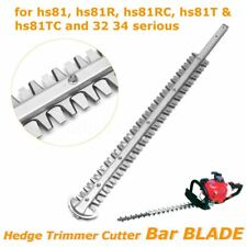 Bar Blade Fits For STIHL HS81 HS81R HS81RC HS81T HS81TC Hedge Trimmer Cutter