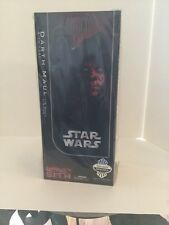 Sideshow Star Wars Exclusive 1/6th scale Darth Maul & Sith Probe Brand New NRFB