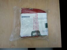 Travelon Leather Organiser with belt loop, shoulder strap, ID organiser Red