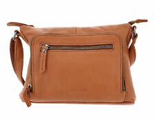 FREDsBRUDER cross body bag Polly Bluebell Cognac