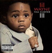 Lil Wayne : Tha Carter III CD