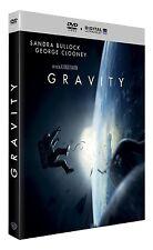 DVD *** GRAVITY *** avec george Clooney, Sandra Bullock ...( neuf sous blister )