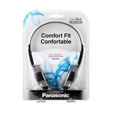 Panasonic RP-HT21 Lightweight Headphones with XBS Port/iphone/ipod/galaxy