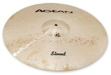 Agean Turkish Cymbals Stoned Series 18-inch Stoned Ride Cymbal  * STN-R18