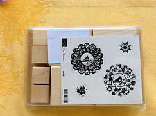 Stampin Up...FOUR SEASONS NEW! UM  Rubber Stamp