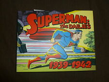 Superman: The Dailies 1939-1942 Hardcover