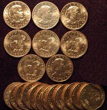 1979-P  BU Susan B Anthony Dollar roll (20 uncirculated bu coins)