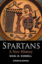 Spartans: A New History (Ancient Cultures)-ExLibrary