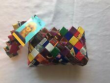 Nahui Ollin Candy Wrapper Purse