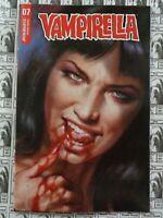 Vampirella (2019) Dynamite - #7, 1:25 Lucio Parrillo Sneak Peek Variant, NM