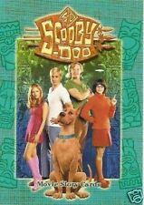 Scooby Doo The Movie Promo Card SD-3