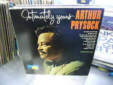 ARTHUR PRYSOCK Intimately Yours LP EX 1964 Old Town Records