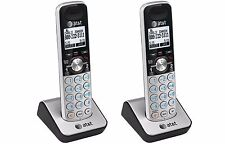 2 x AT&T TL88002 DECT 6.0 2 Line Accessory Handset for TL88102, TL88202