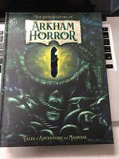Fantasy Flight Games The Investigators of Arkham Horror NAH09