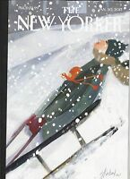 The New Yorker Magazine Nuclear Winter And Climate Change Troll Of Internet Art