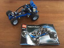 Lego Technik 8296-1 Strandbuggy Strand Buggy Bauanleitung