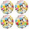 """Disney Tsum Tsum Happy Birthday Party Mylar Foil Balloon 18"""""""