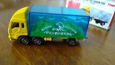 MADE IN JAPAN - Tomica Tomy 1988 - 69 Mitsubishi Fuso Aquarium Truck - AUTHENTIC