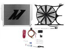 MISHIMOTO BMW E30/E36 X-Line Radiator+Shroud+Fan with PROBE FAN CONTROLLER KIT
