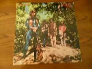 Creedence Clearwater Revival - Green River  LP - Fantasy Records 8393