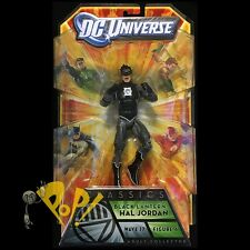 DC Universe Classics BLACK LANTERN HAL JORDAN Wave 17 Action Figure MATTEL!