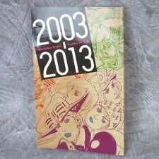 HIROHIKO ARAKI Works in Ultra Jump 2003-2013 Booklet Art Book Ltd