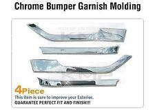 Chrome Bumper Side Molding Protector C331 Fit 2010-2012 Kia Sorento R