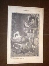 """Illustrazione Teresa Raquin di Émile Zola """"Lorenzo ebbe 5 Camilli a lui..."""""""