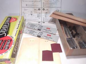 Vintage SILVER STREAK S408-295 HO GB&W Green Bay Reefer DeLuxe Kit Tru-Scale 408